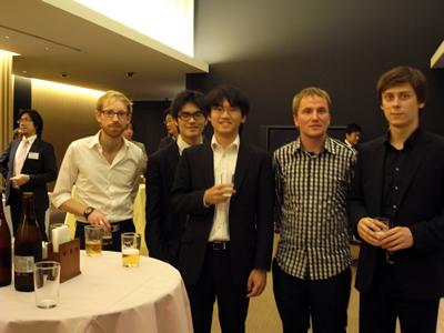 東京国際ギターコンクール入賞者2011